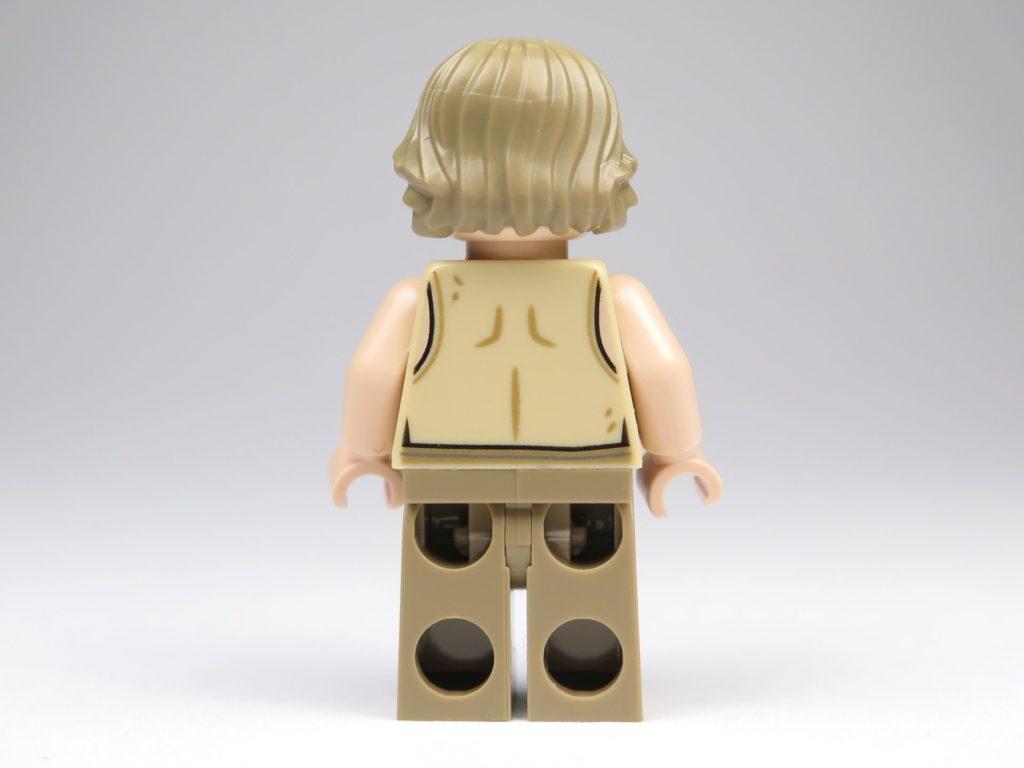 LEGO® Star Wars™ Yoda's Hütte (75208) - Luke Skywalker Rückseite | ©2018 Brickzeit