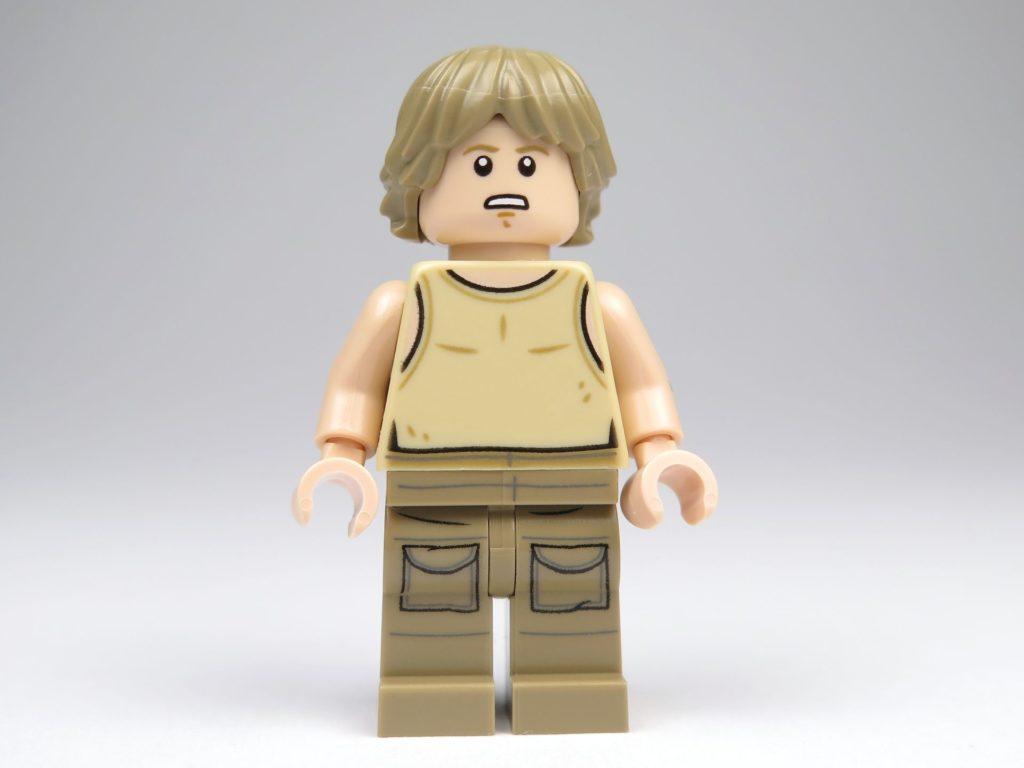 LEGO® Star Wars™ Yoda's Hütte (75208) - Luke Skywalker Vorderseite | ©2018 Brickzeit