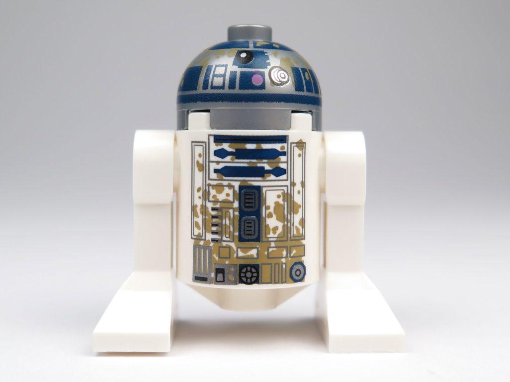 LEGO® Star Wars™ Yoda's Hütte (75208) - R2-D2 Vorderseite | ©2018 Brickzeit