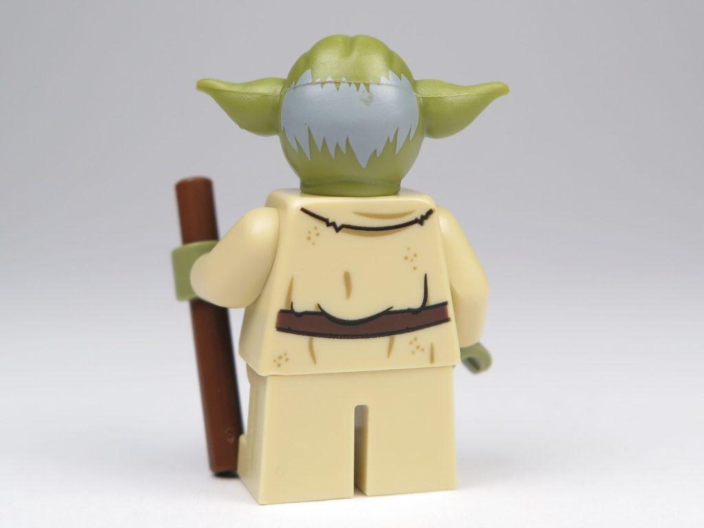 LEGO® Star Wars™ Yoda's Hütte (75208) - Yoda Rückseite | ©2018 Brickzeit