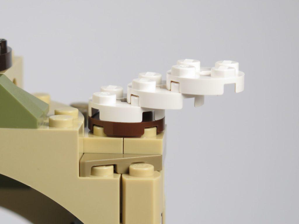 LEGO® Star Wars™ Yoda's Hütte (75208) - Rauch | ©2018 Brickzeit