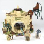 LEGO® Star Wars™ Yoda's Hütte (75208) - Set | ©2018 Brickzeit