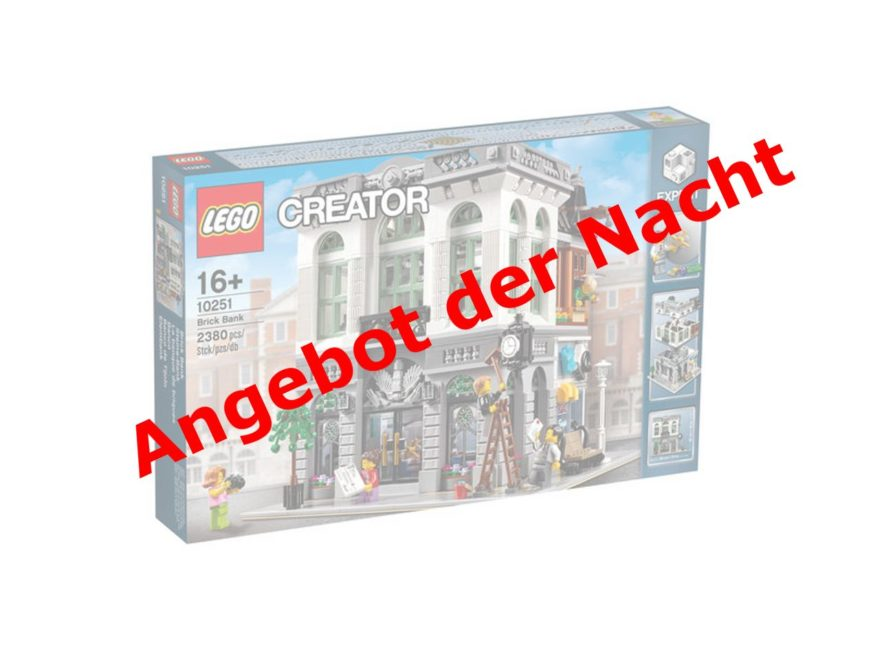 LEGO Steine Bank Mondschein Angebot Galeria Kaufhof