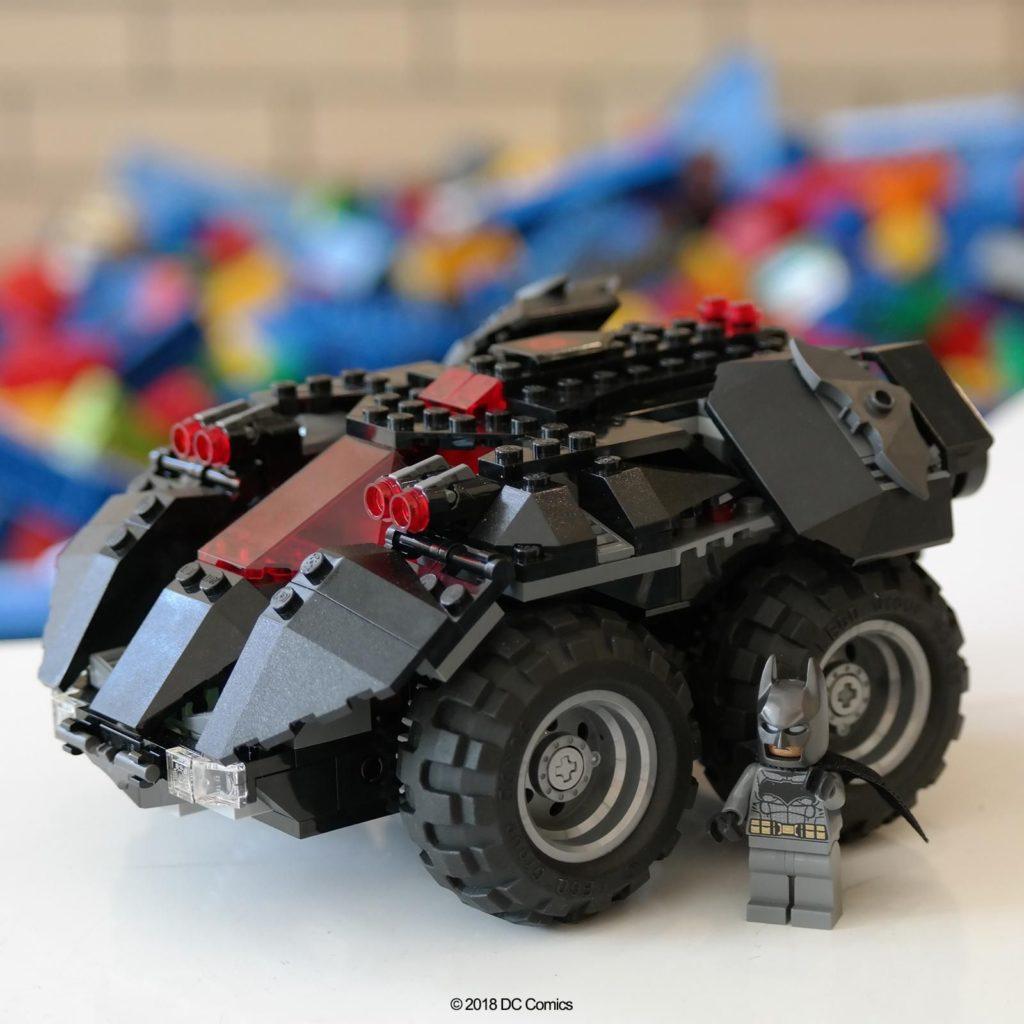 LEGO® Batmobile 76112 - App-Controlled | ©LEGO & DC Comic