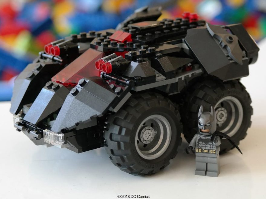 LEGO® Batmobile 76112 - App-Controlled - Titelbild | ©LEGO & DC Comic