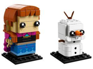 LEGO® Brickheadz™ Anna & Olaf (41618) - Bild 1 | ©LEGO Gruppe