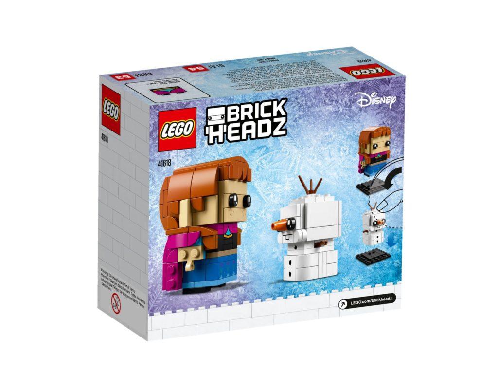 LEGO® Brickheadz™ Anna & Olaf (41618) - Bild 5 | ©LEGO Gruppe