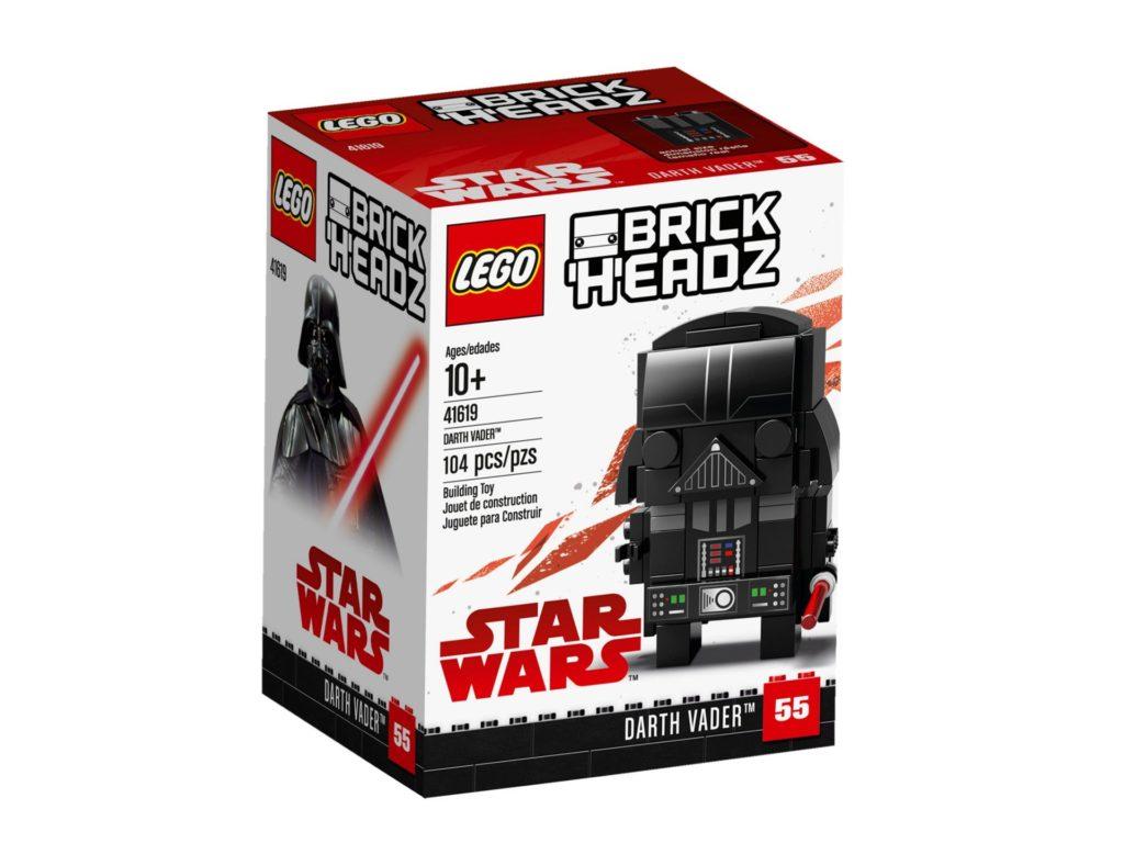 LEGO® Brickheadz Star Wars Darth Vader (41619) Bild 5 | ©LEGO Gruppe