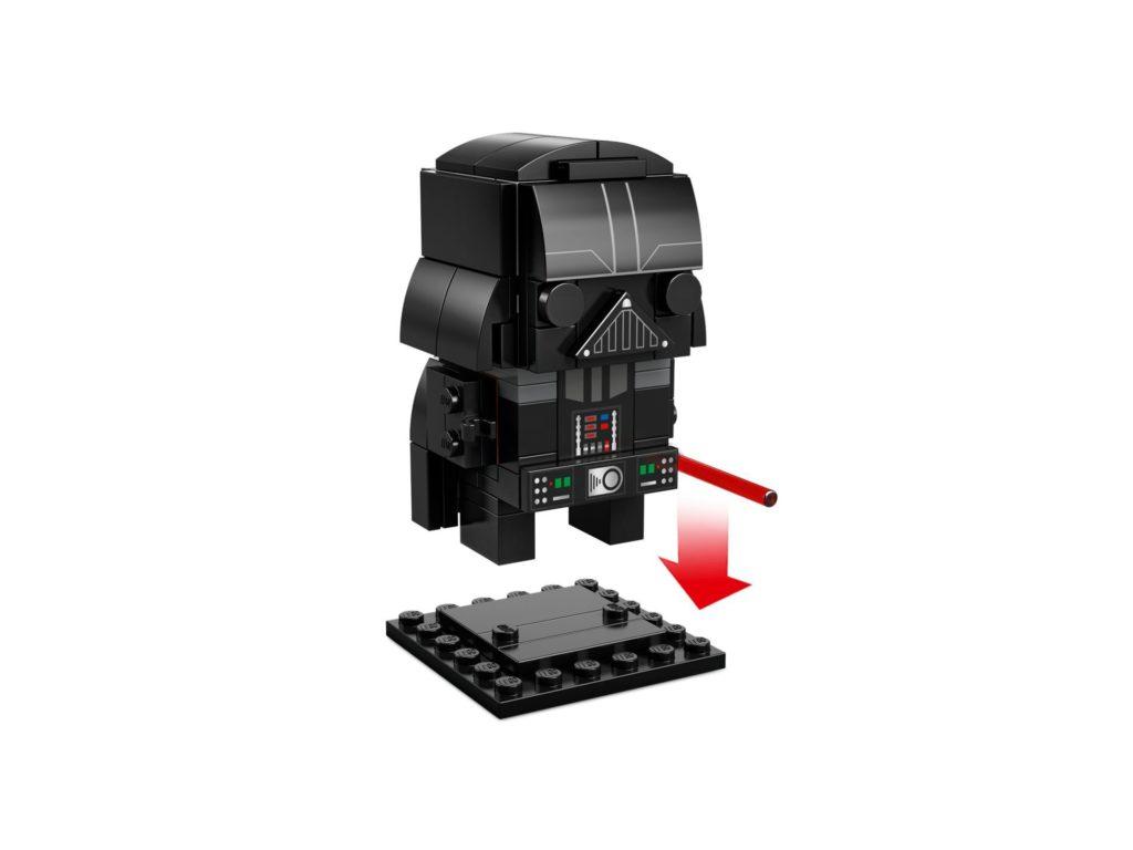LEGO® Brickheadz Star Wars Darth Vader (41619) Bild 3 | ©LEGO Gruppe
