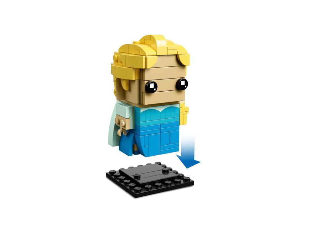 LEGO® Brickheadz™ Elsa (41617) Bild 4 | ©LEGO Gruppe