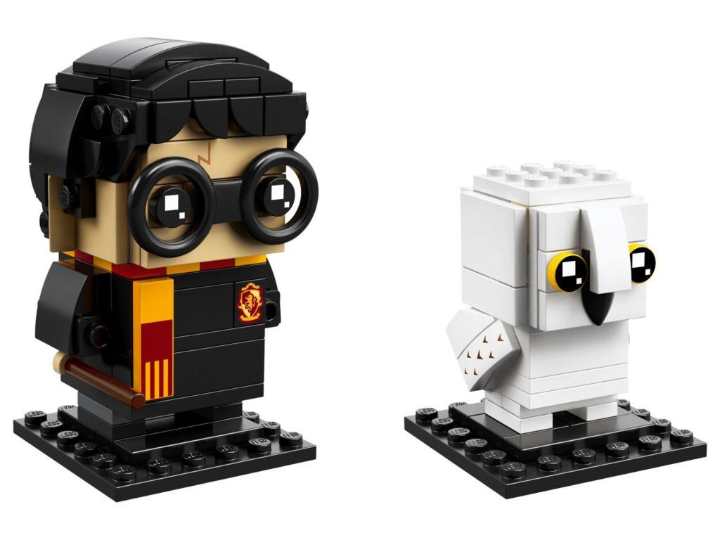LEGO® Brickheadz Harry Potter und Hedwig (41615) Bild 1 | ©LEGO Gruppe