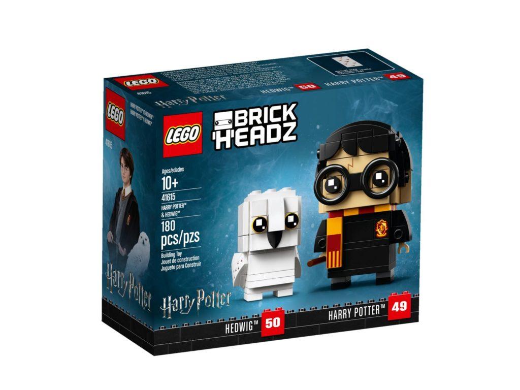 LEGO® Brickheadz Harry Potter und Hedwig (41615) Bild 5 | ©LEGO Gruppe