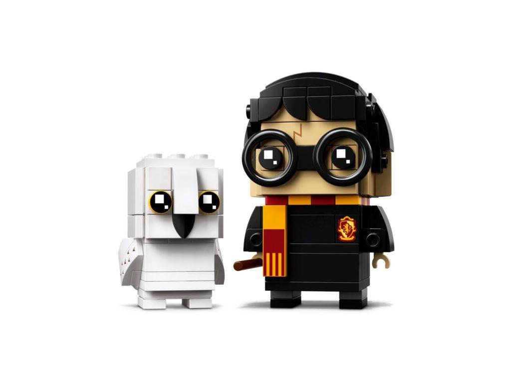 LEGO® Brickheadz Harry Potter und Hedwig (41615) Bild 4 | ©LEGO Gruppe