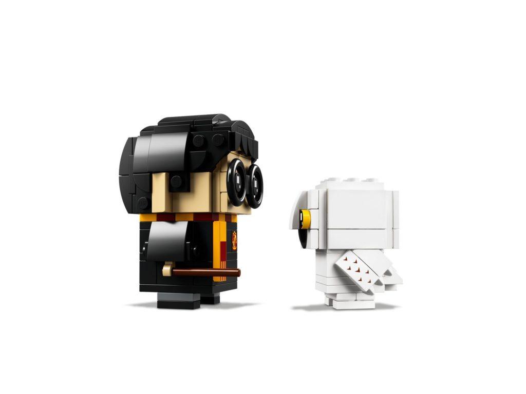 LEGO® Brickheadz Harry Potter und Hedwig (41615) Bild 3 | ©LEGO Gruppe