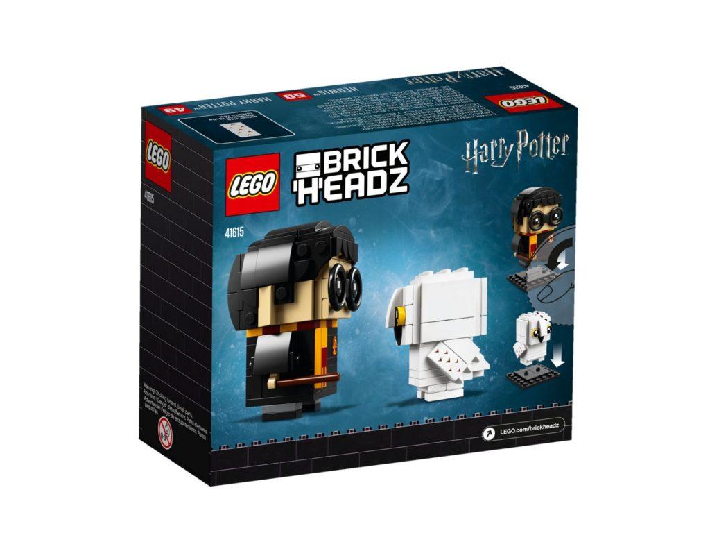 LEGO® Brickheadz Harry Potter und Hedwig (41615) Bild 2 | ©LEGO Gruppe