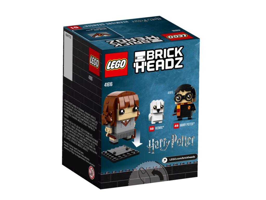 LEGO® Brickheadz Hermione Granger (41616) Bild 2 | ©LEGO Gruppe