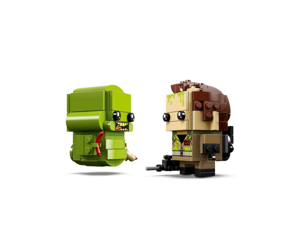 LEGO® Brickheadz™ Ghostbusters Peter Venkman und Slimer - Bild 3 | ©LEGO Gruppe