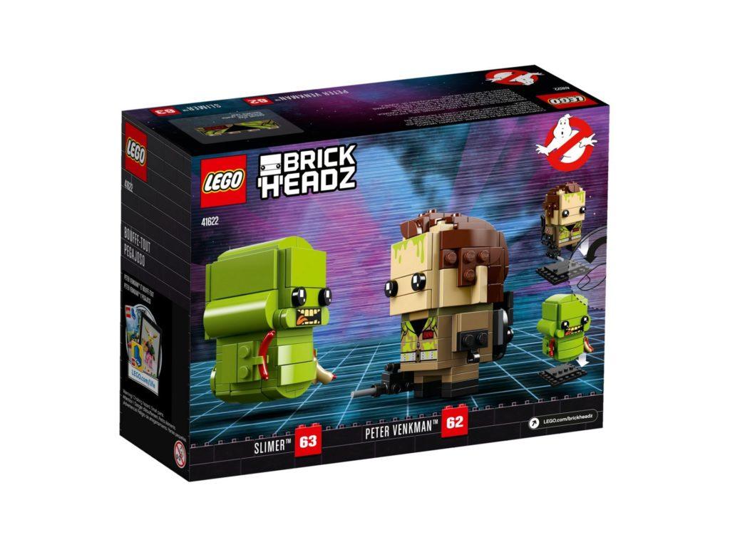 LEGO® Brickheadz™ Ghostbusters Peter Venkman und Slimer - Bild 4 | ©LEGO Gruppe