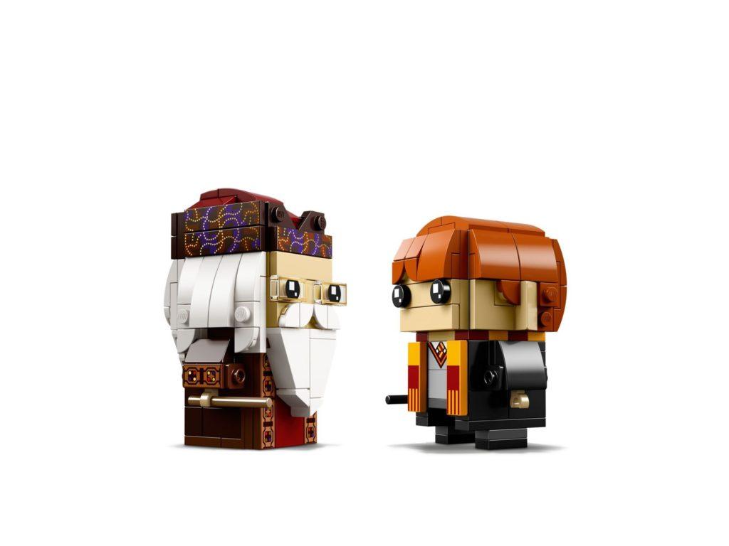 LEGO® Brickheadz Ron Weasley und Albus Dumbledore (41621) Bild 3 | ©LEGO Gruppe