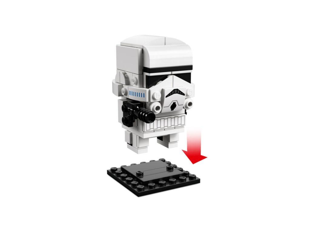 LEGO® Brickheadz Star Wars Stormtrooper (41620) Bild 3 | ©LEGO Gruppe