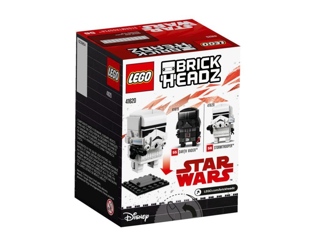LEGO® Brickheadz Star Wars Stormtrooper (41620) Bild 2 | ©LEGO Gruppe