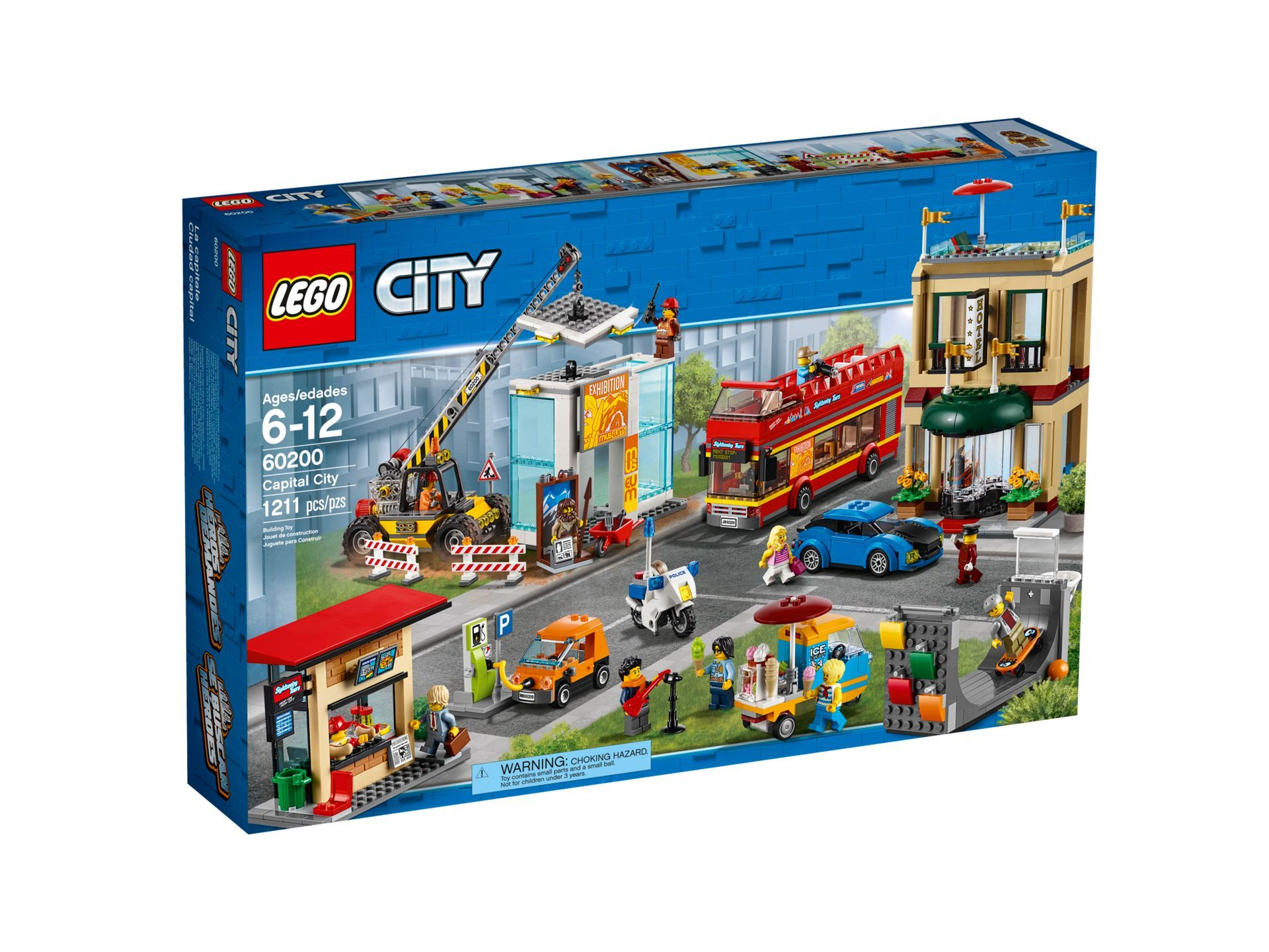 lego city neuheiten 2 halbjahr 2018 ab 1 juni 2018. Black Bedroom Furniture Sets. Home Design Ideas