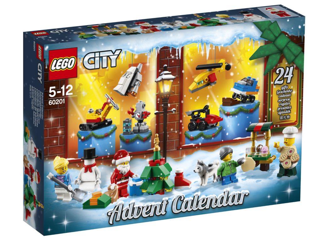 LEGO® City Adventskalender (60201) | ©LEGO Gruppe
