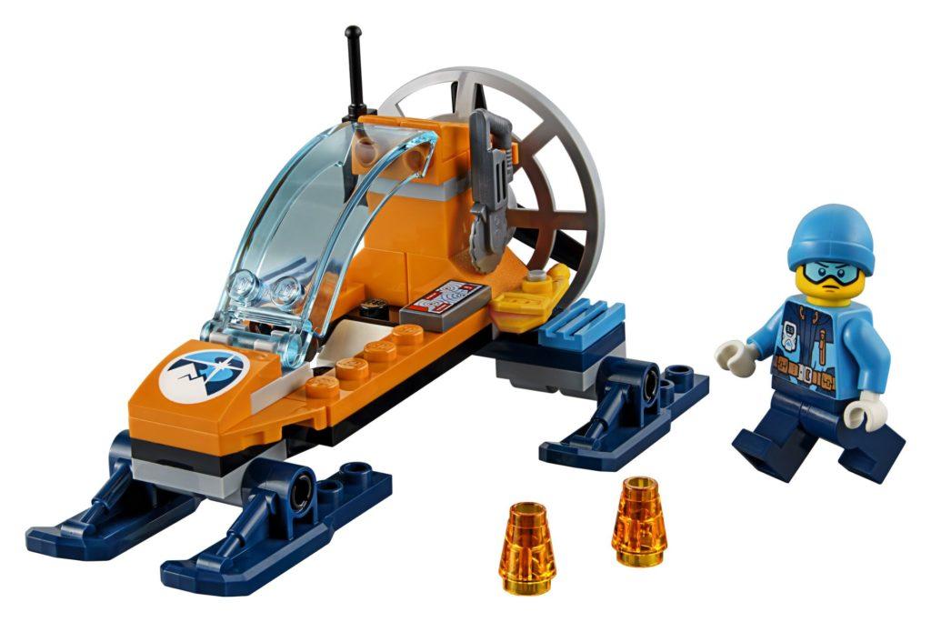 LEGO® City Arktis-Eisgleiter (60190) - Produkt | ©LEGO Gruppe