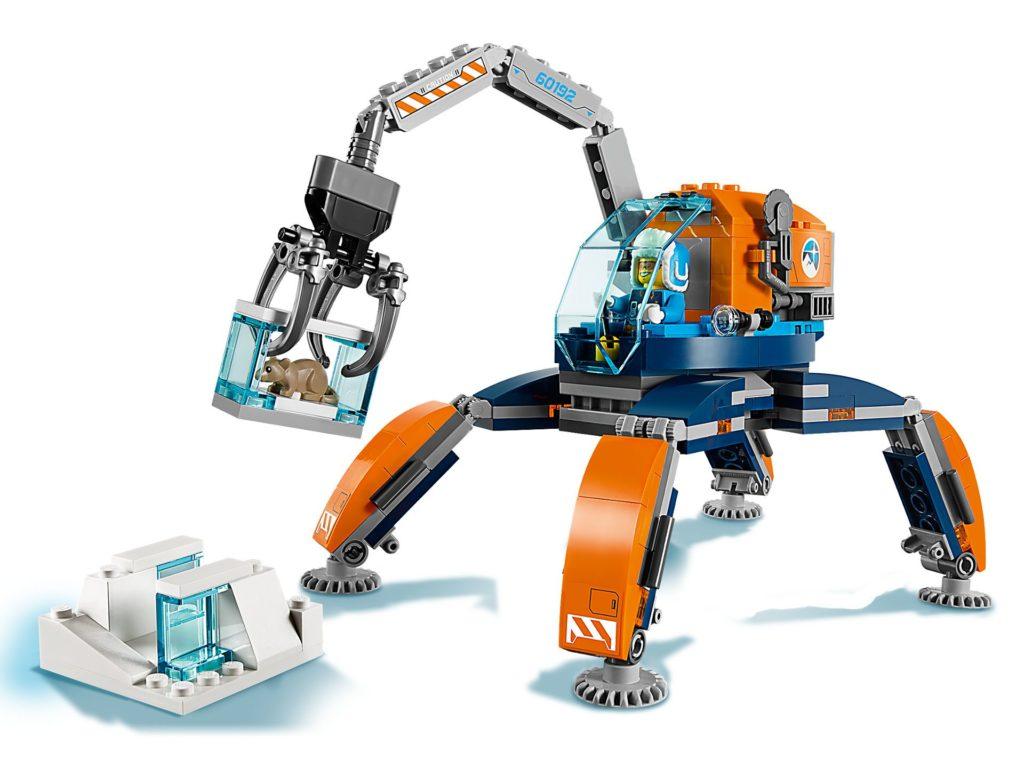 LEGO® City Arktis-Eiskran auf Stelzen (60192) - Produkt | ©LEGO Gruppe