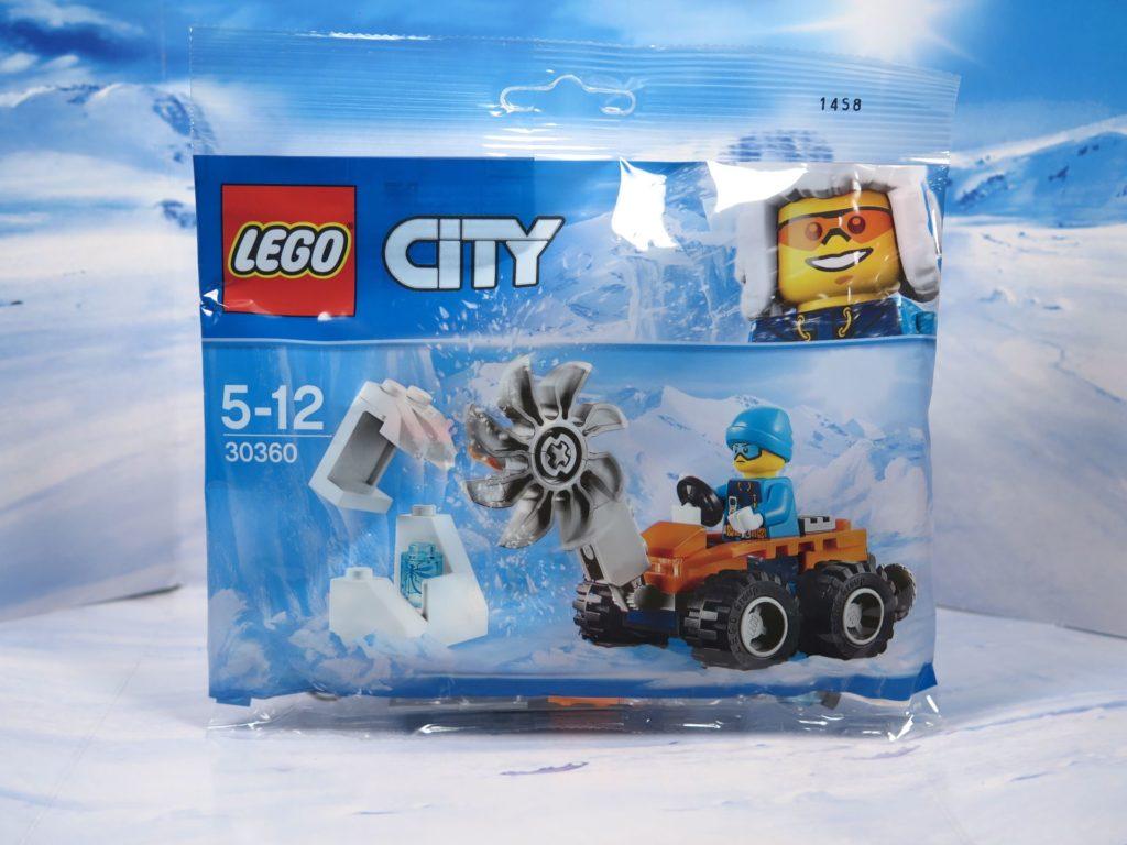 LEGO® City Arktis Eissäge - Polybag | ®2018 Brickzeit