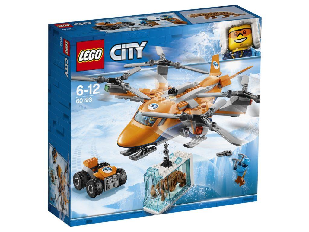 LEGO® City Arktis-Frachtflugzeug (60193) - Packung | ©LEGO Gruppe