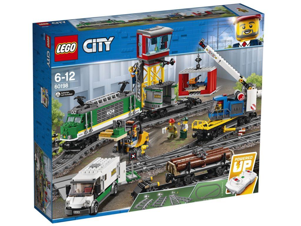 LEGO® City Güterzug (60198) - Packung | ©LEGO Gruppe
