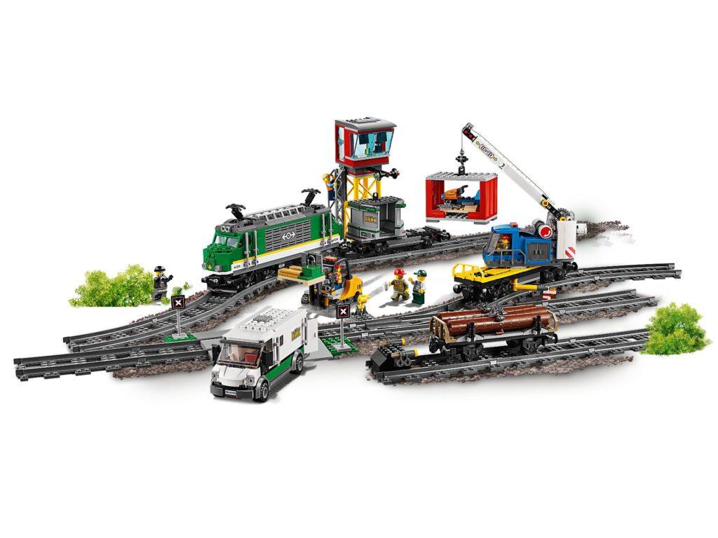 LEGO® City Güterzug (60198) - Produkt | ©LEGO Gruppe