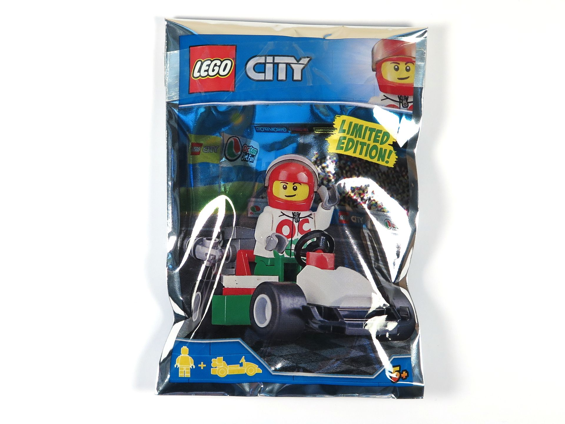 LEGO® City Magazin Nr. 7 - Polybag | 2018 Brickzeit