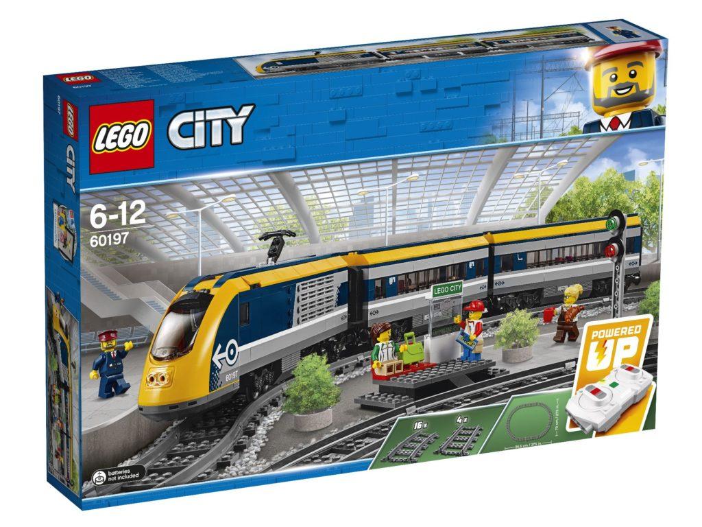 LEGO® City Personenzug (60197) - Packung | ©LEGO Gruppe