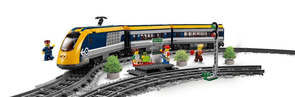 LEGO® City Personenzug (60197) - Produkt | ©LEGO Gruppe