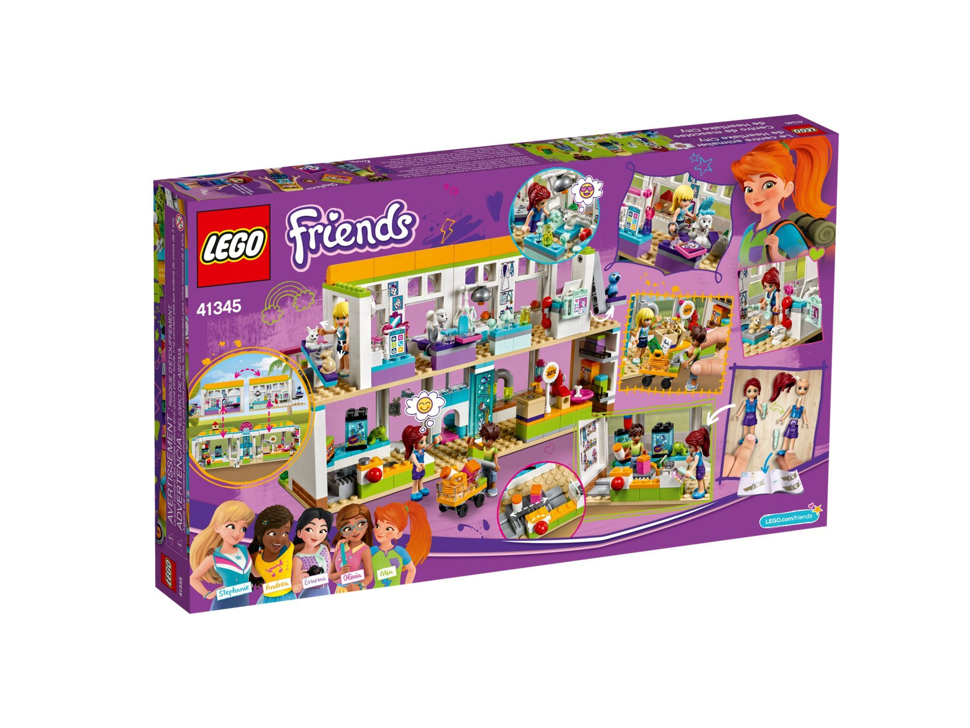 lego friends neuheiten 2 halbjahr 2018 ab 1 juni 2018. Black Bedroom Furniture Sets. Home Design Ideas