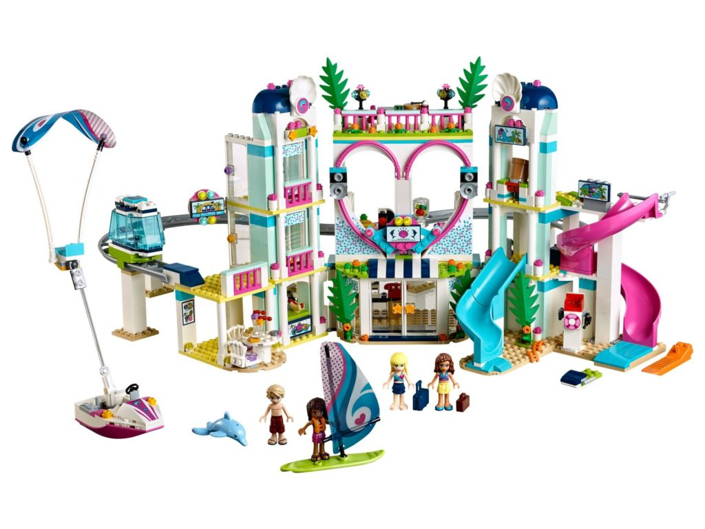 LEGO Friends 41347 Heartlake City Resort | ©LEGO Gruppe