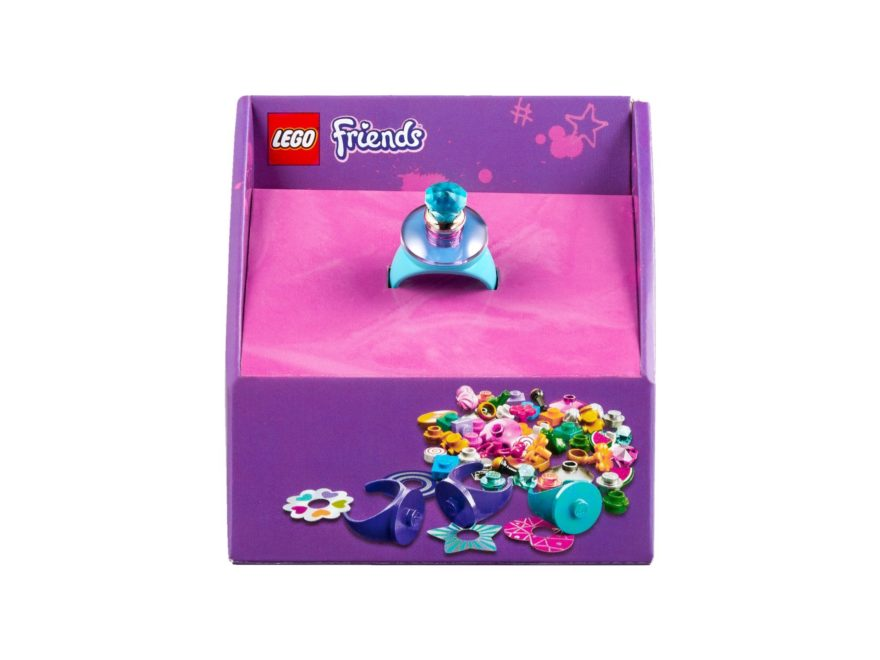 LEGO® Friends Kreative Ringe (853780) Bild 1 | ©LEGO Gruppe