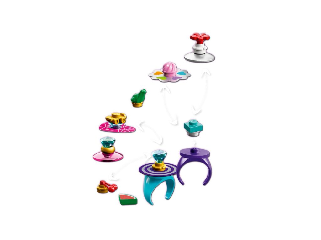 LEGO® Friends Kreative Ringe (853780) Bild 4 | ©LEGO Gruppe