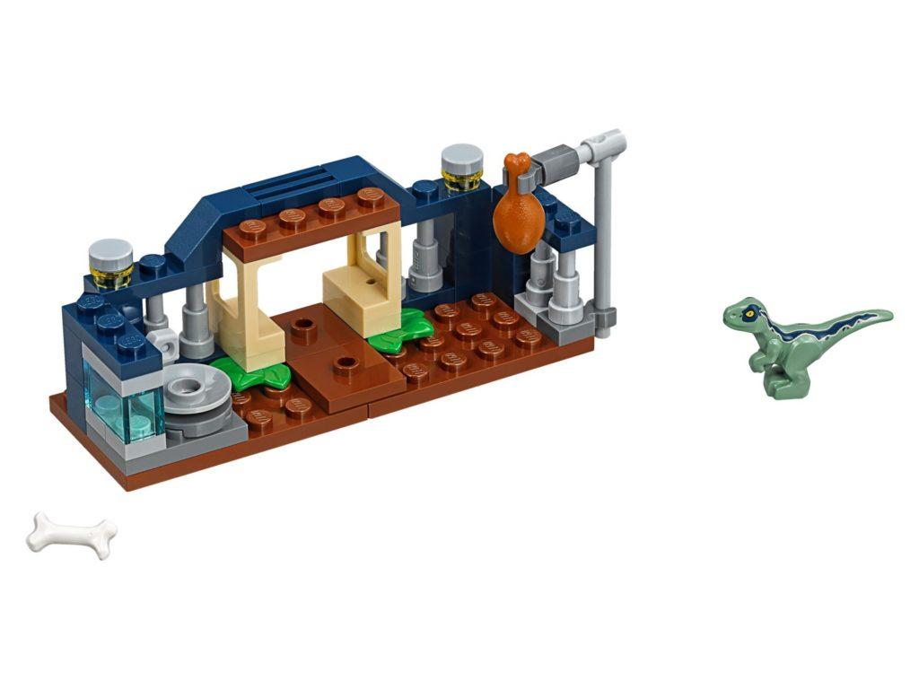 LEGO® Jurassic World™ Spielgehege für Baby-Velociraptor (30382) - Set | ®LEGO Gruppe