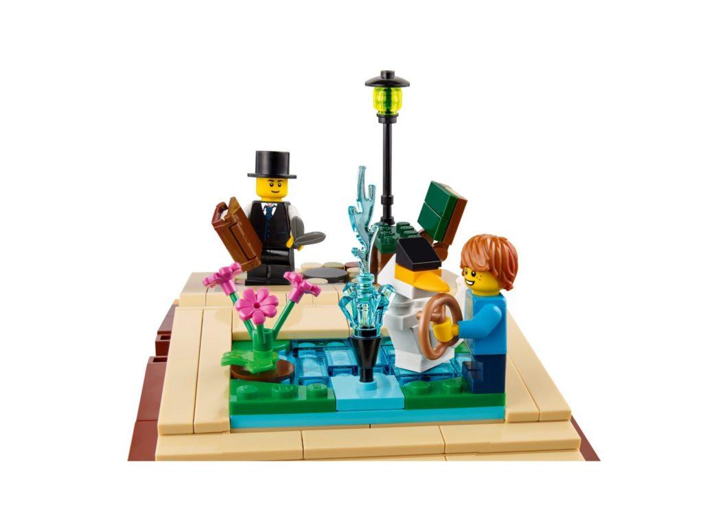 "LEGO® Kreative Persönlichkeiten 2018 ""Hans Christian Andersen"" (40291) - Bild 2 | ©LEGO Gruppe"