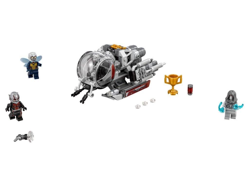 LEGO® Marvel Super Heroes Erforscher des Quantenreichs (76109) - Bild 1 | ©LEGO Gruppe