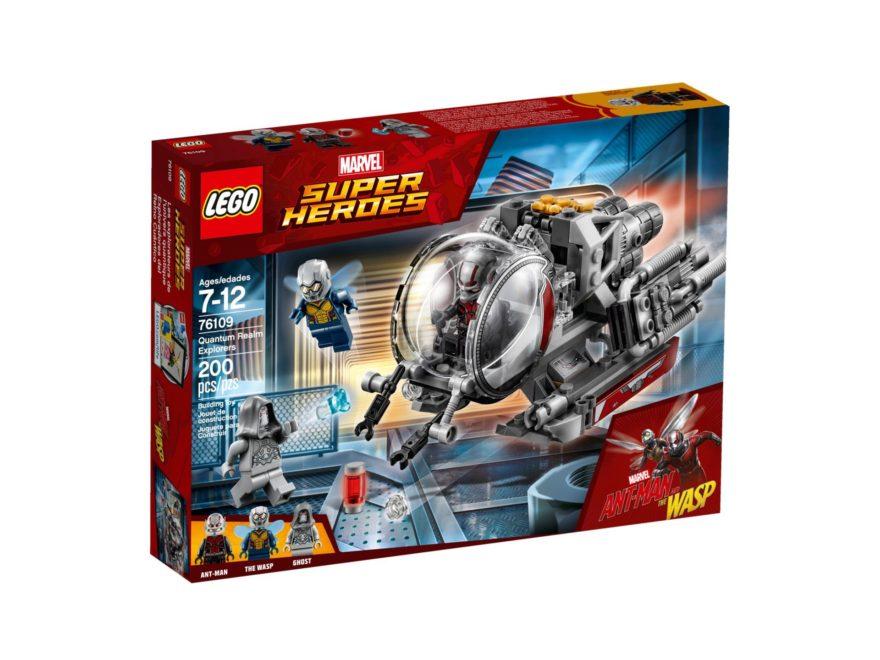 LEGO® Marvel Super Heroes Erforscher des Quantenreichs (76109) - Bild 5 | ©LEGO Gruppe