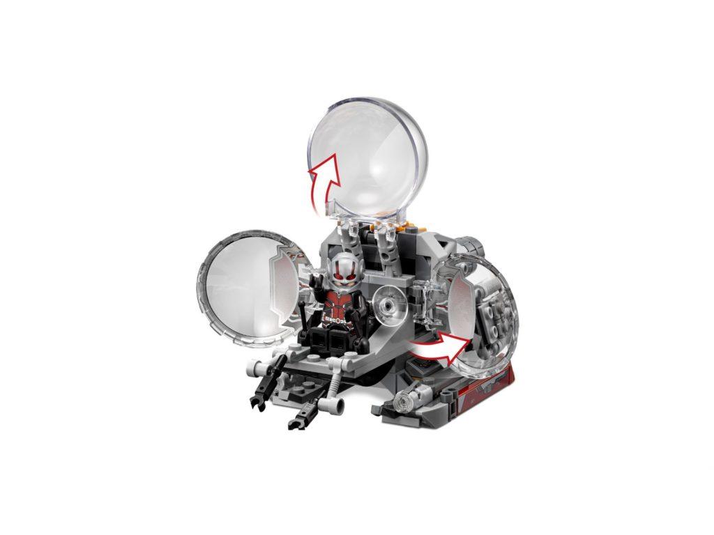 LEGO® Marvel Super Heroes Erforscher des Quantenreichs (76109) - Bild 4 | ©LEGO Gruppe