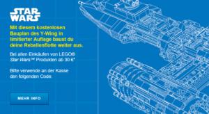 LEGO May the 4th 2018 - Posteraktion für Besitzer der schwarzen LEGO VIP-Karte | LEGO Gruppe