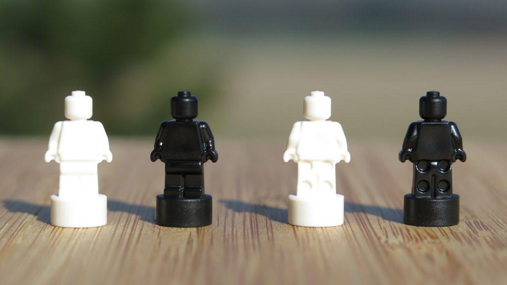 LEGO® Minifiguren Hochzeits-Set 2018 (40197) - Microfigures | ©2018 Brickzeit