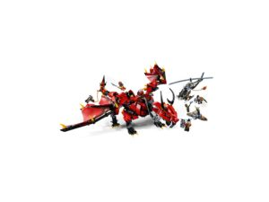 lego-ninjago-70653_alt3 | ©LEGO Gruppe