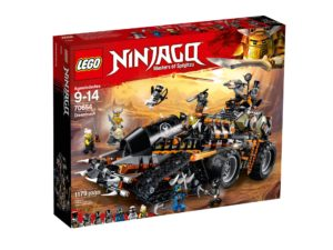 lego-ninjago-70654_alt1 | ©LEGO Gruppe