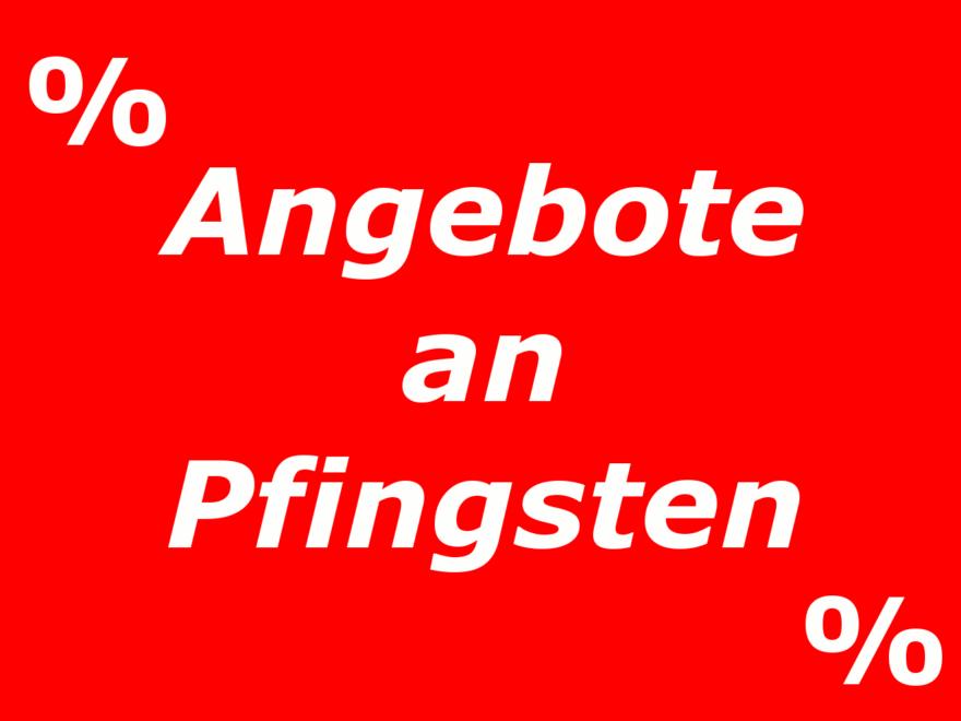 LEGO® Schnäppchen zu Pfingsten 2018 | ©2018 Brickzeit